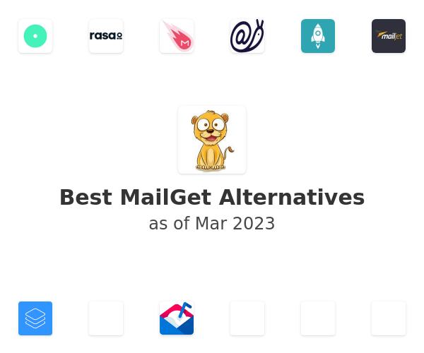 Best MailGet Alternatives