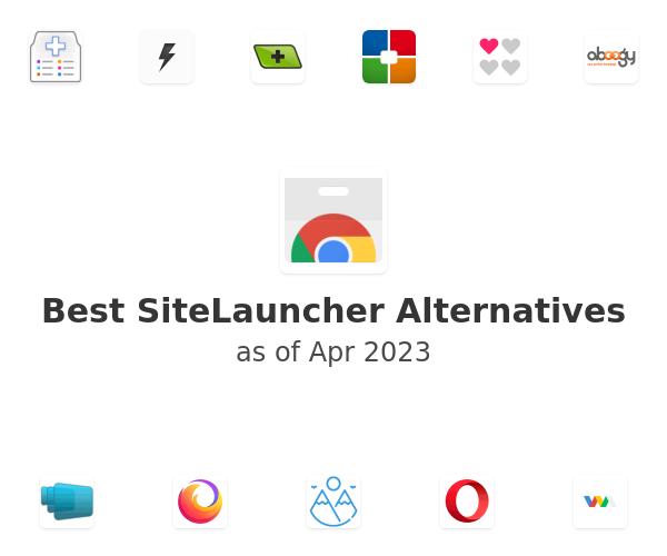 Best SiteLauncher Alternatives