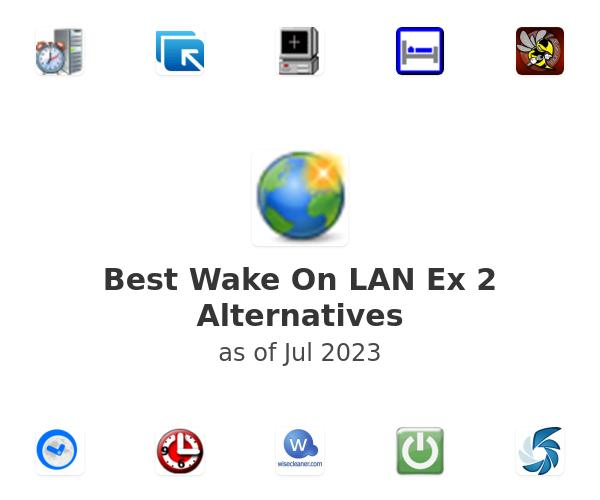 Best Wake On LAN Ex 2 Alternatives