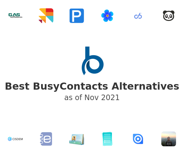Best BusyContacts Alternatives