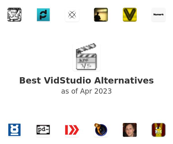 Best VidStudio Alternatives