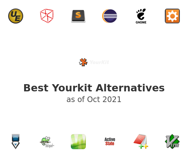 Best Yourkit Alternatives