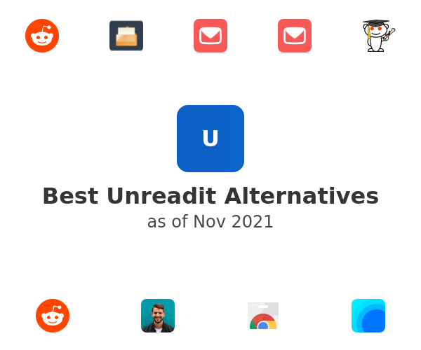 Best Unreadit Alternatives
