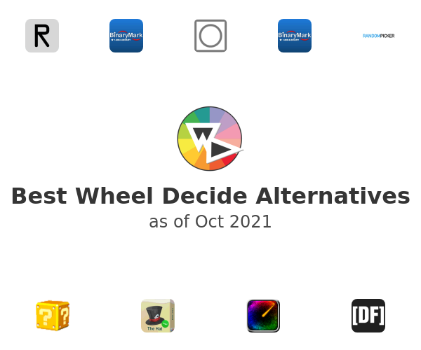 Best Wheel Decide Alternatives