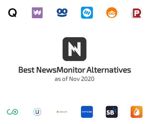 Best NewsMonitor Alternatives