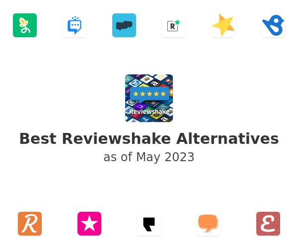 Best Reviewshake Alternatives