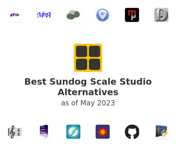 Best Sundog Scale Studio Alternatives
