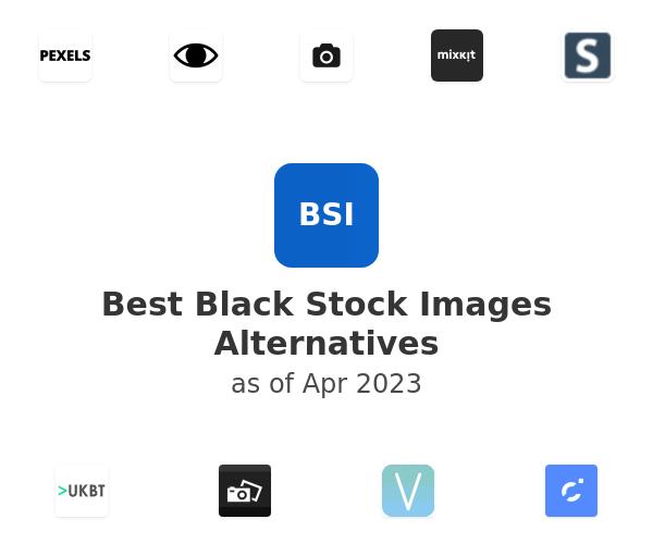 Best Black Stock Images Alternatives