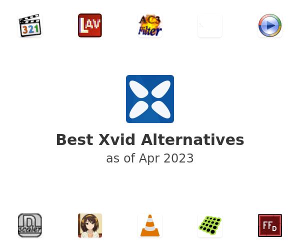 Best Xvid Alternatives