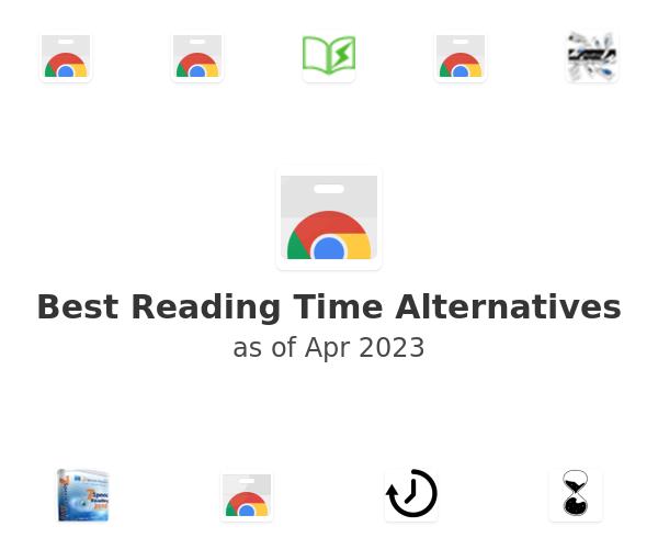 Best Reading Time Alternatives