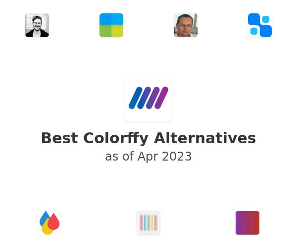 Best Colorffy Alternatives