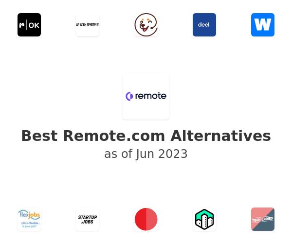 Best Remote.com Alternatives