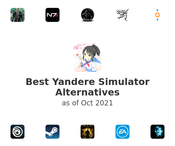 Best Yandere Simulator Alternatives