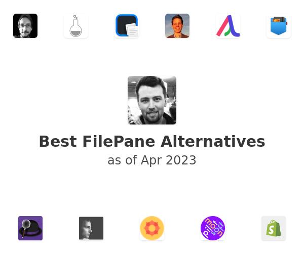 Best FilePane Alternatives