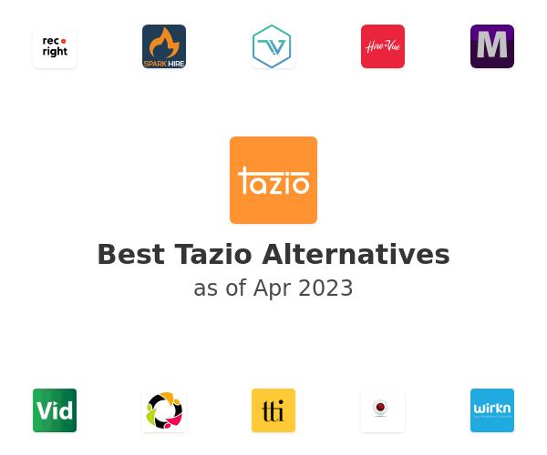 Best Tazio Alternatives