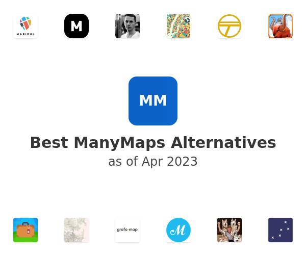 Best ManyMaps Alternatives