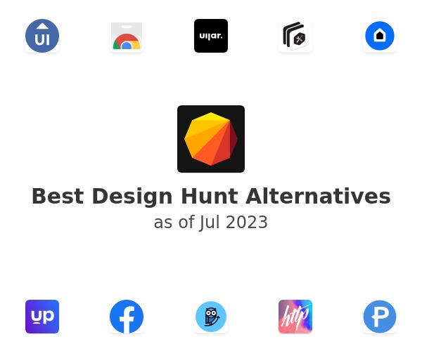 Best Design Hunt Alternatives