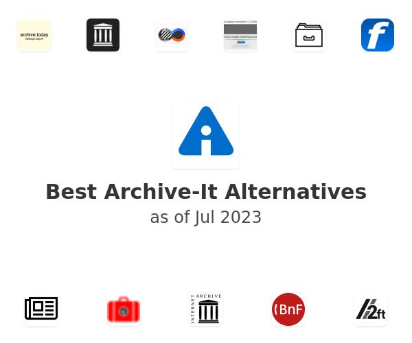 Best Archive-It Alternatives