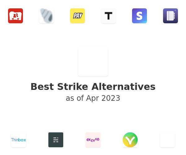 Best Strike Alternatives