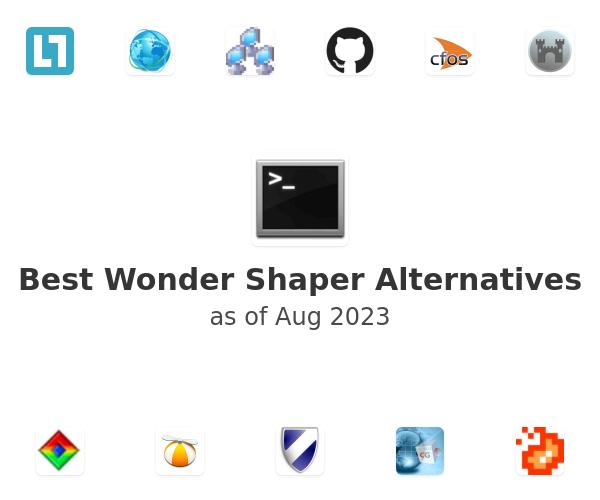Best Wonder Shaper Alternatives