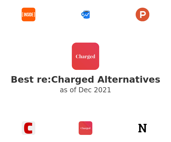 Best re:Charged Alternatives