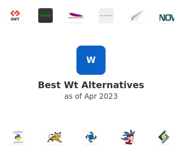 Best Wt Alternatives