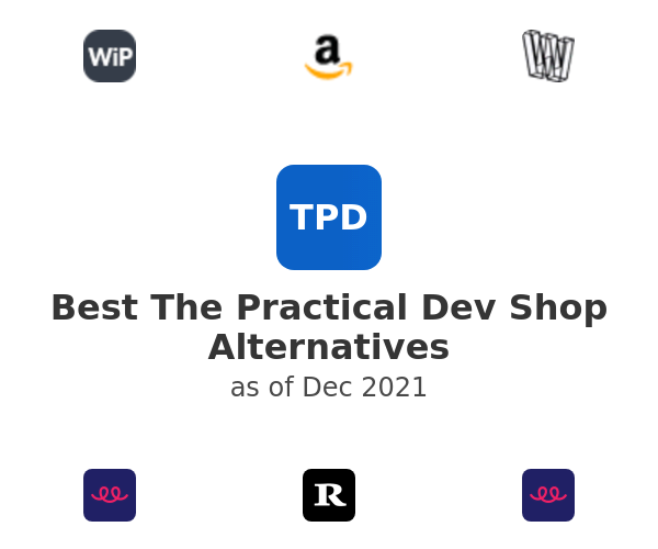 Best The Practical Dev Shop Alternatives