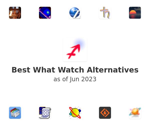 Best What Watch Alternatives
