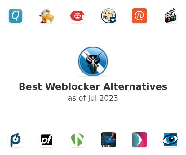 Best Weblocker Alternatives
