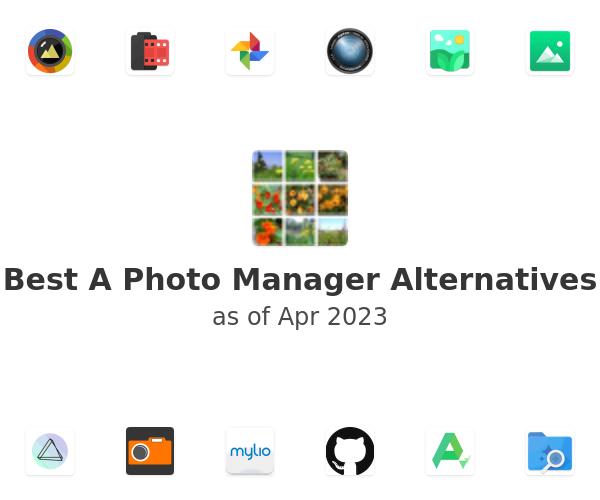 Best A Photo Manager Alternatives