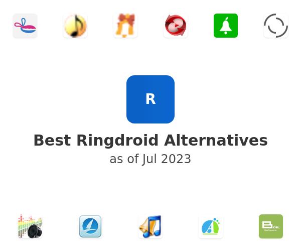 Best Ringdroid Alternatives