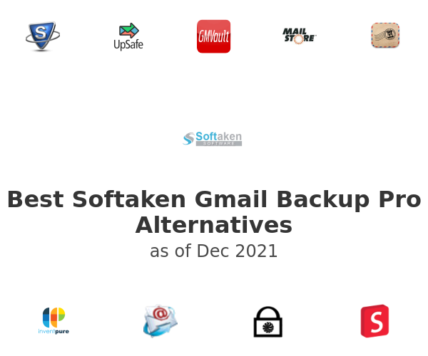 Best Softaken Gmail Backup Pro Alternatives