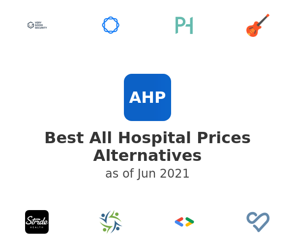 Best All Hospital Prices Alternatives