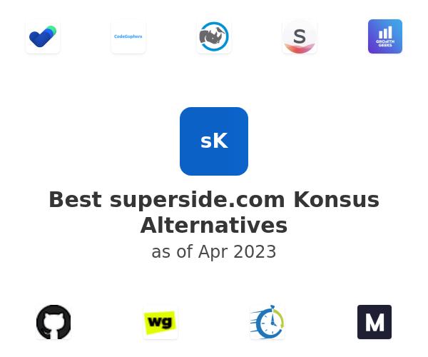 Best Konsus Alternatives