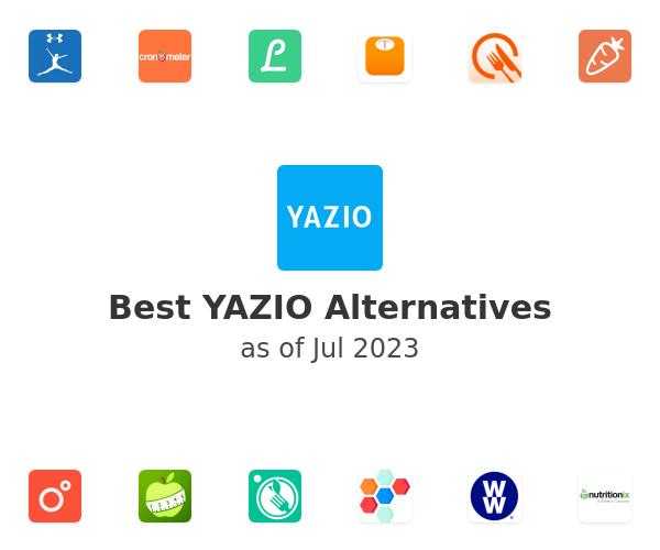 Best YAZIO Alternatives