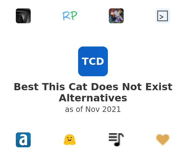 Best This Cat Does Not Exist Alternatives