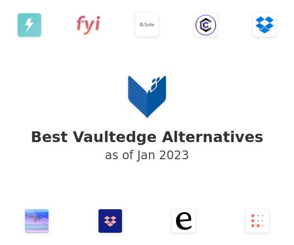 Best Vaultedge Alternatives