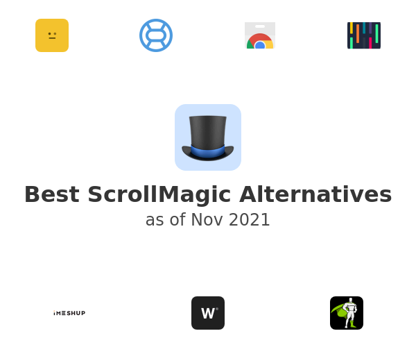 Best ScrollMagic Alternatives