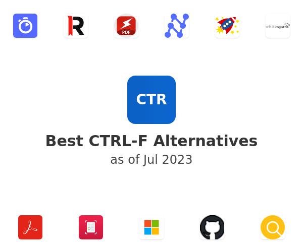 Best CTRL-F Alternatives
