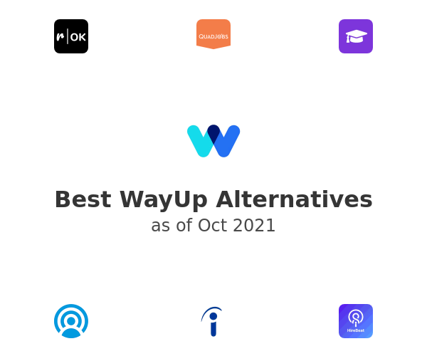 Best WayUp Alternatives