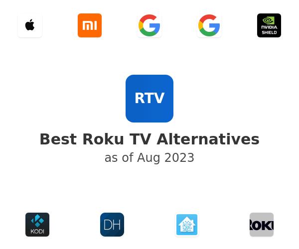 Best Roku TV Alternatives