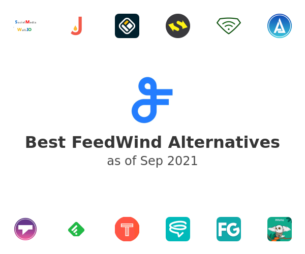 Best FeedWind Alternatives