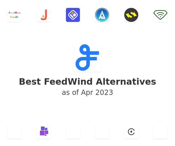 Best FeedWind Alternatives