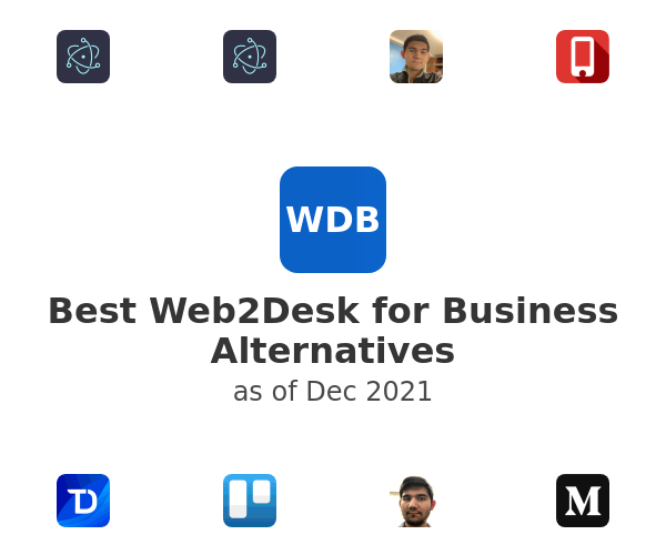 Best Web2Desk for Business Alternatives