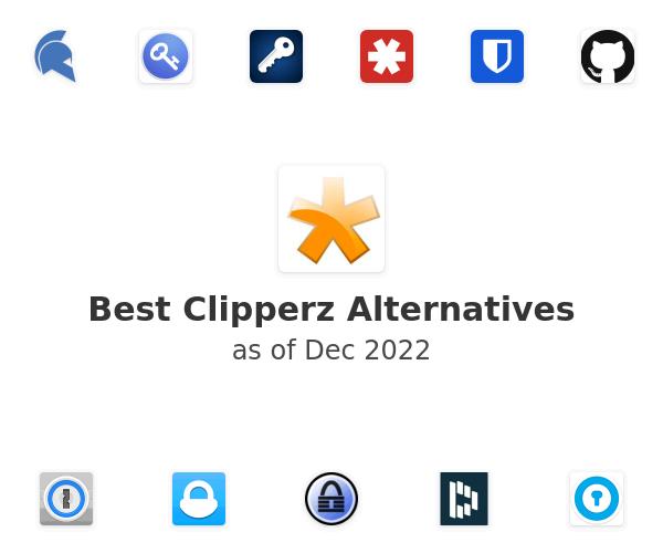 Best Clipperz Alternatives