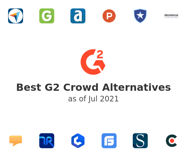 Best G2 Crowd Alternatives