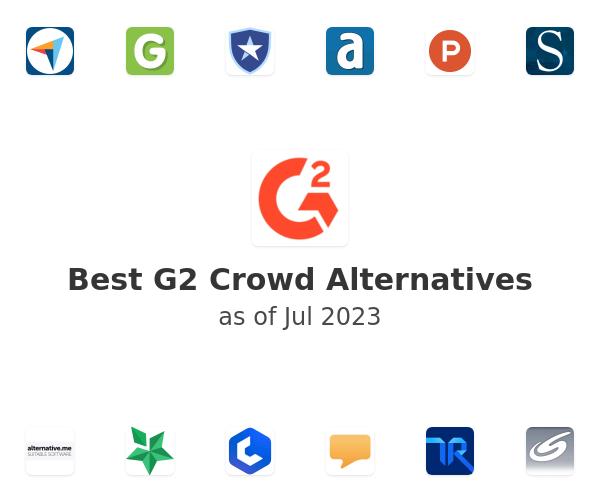 Best G2 Crowd Alternatives