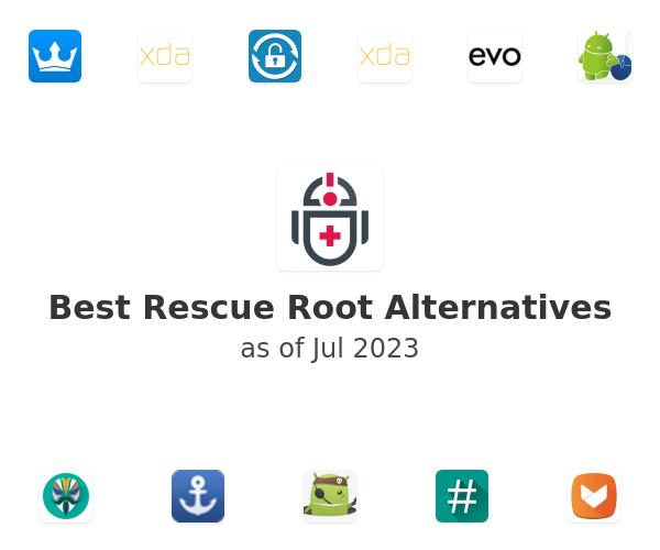 Best Rescue Root Alternatives