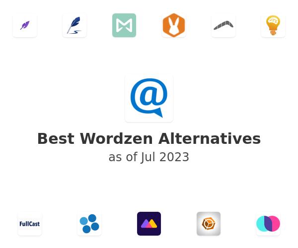Best Wordzen Alternatives