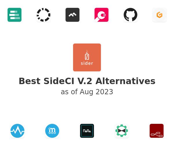 Best SideCI V.2 Alternatives